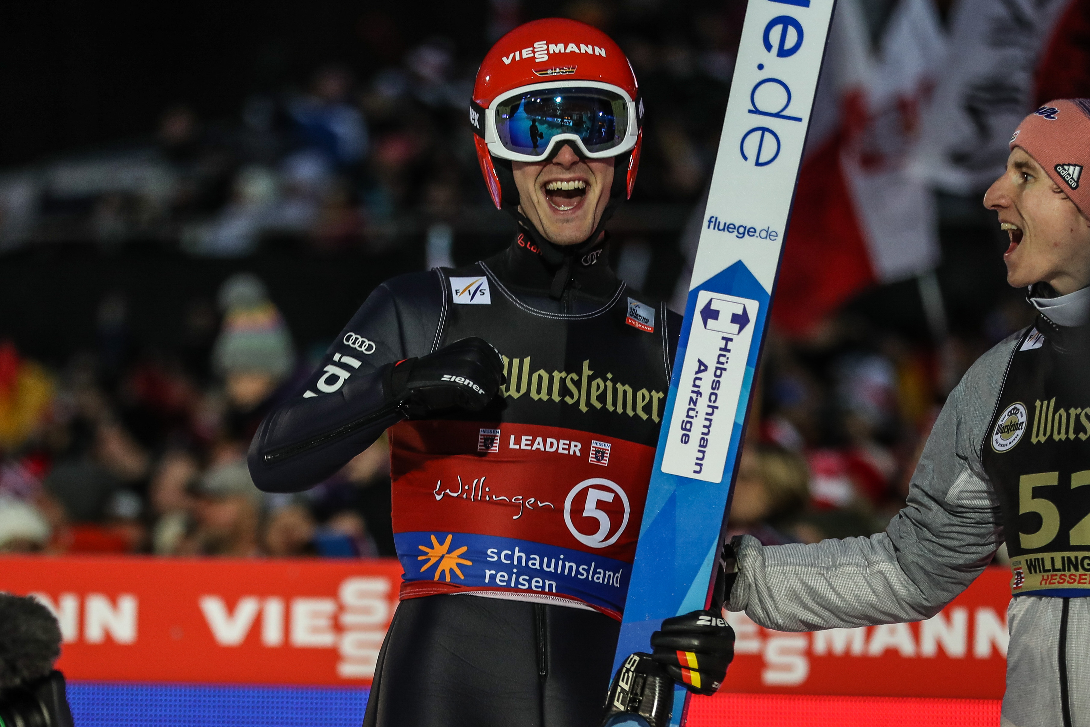 Skisprung Weltcup 2021