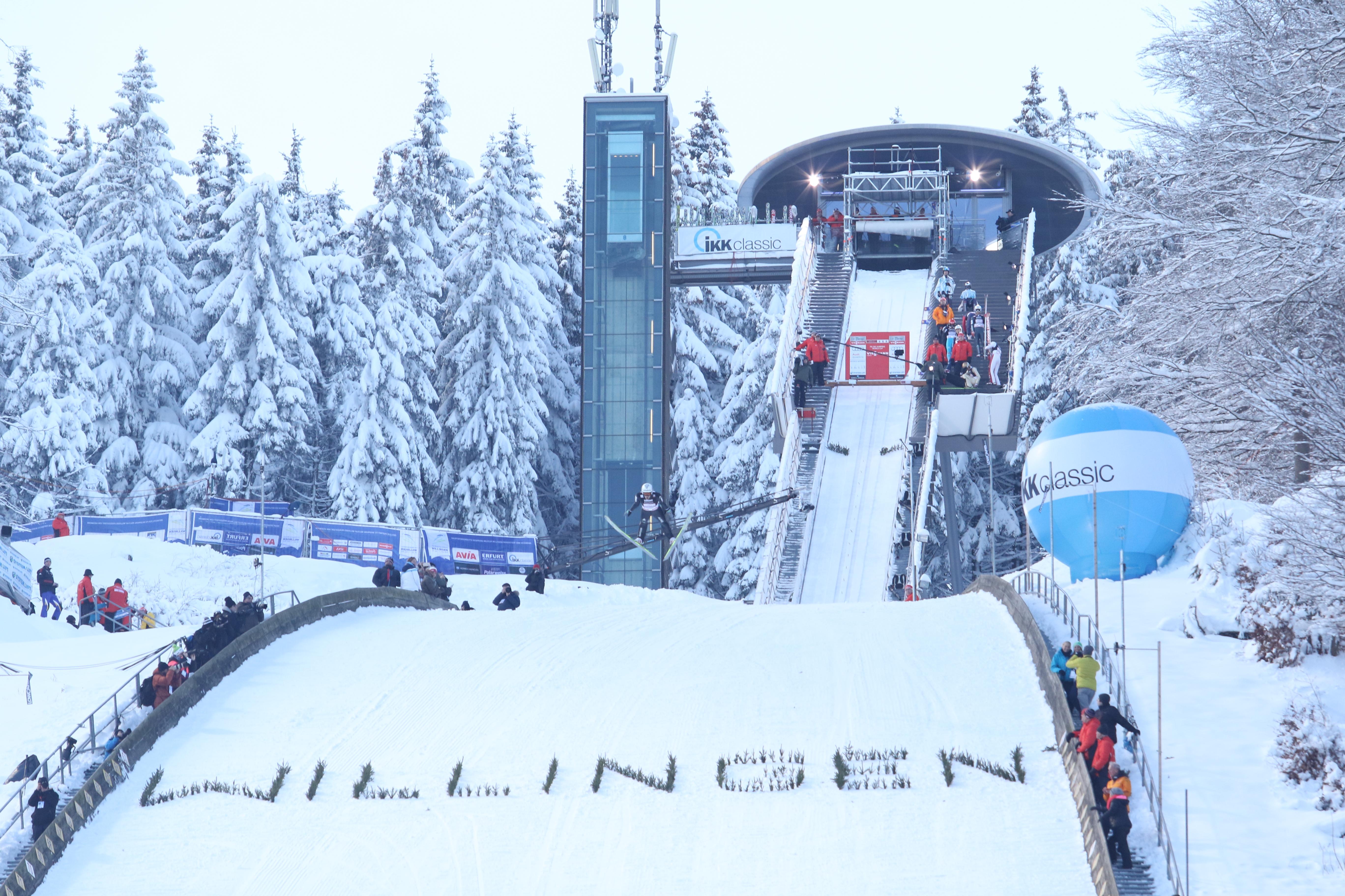 Willingen Skispringen 2021